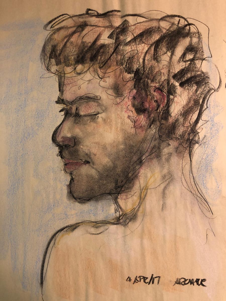 Boy by John Archer