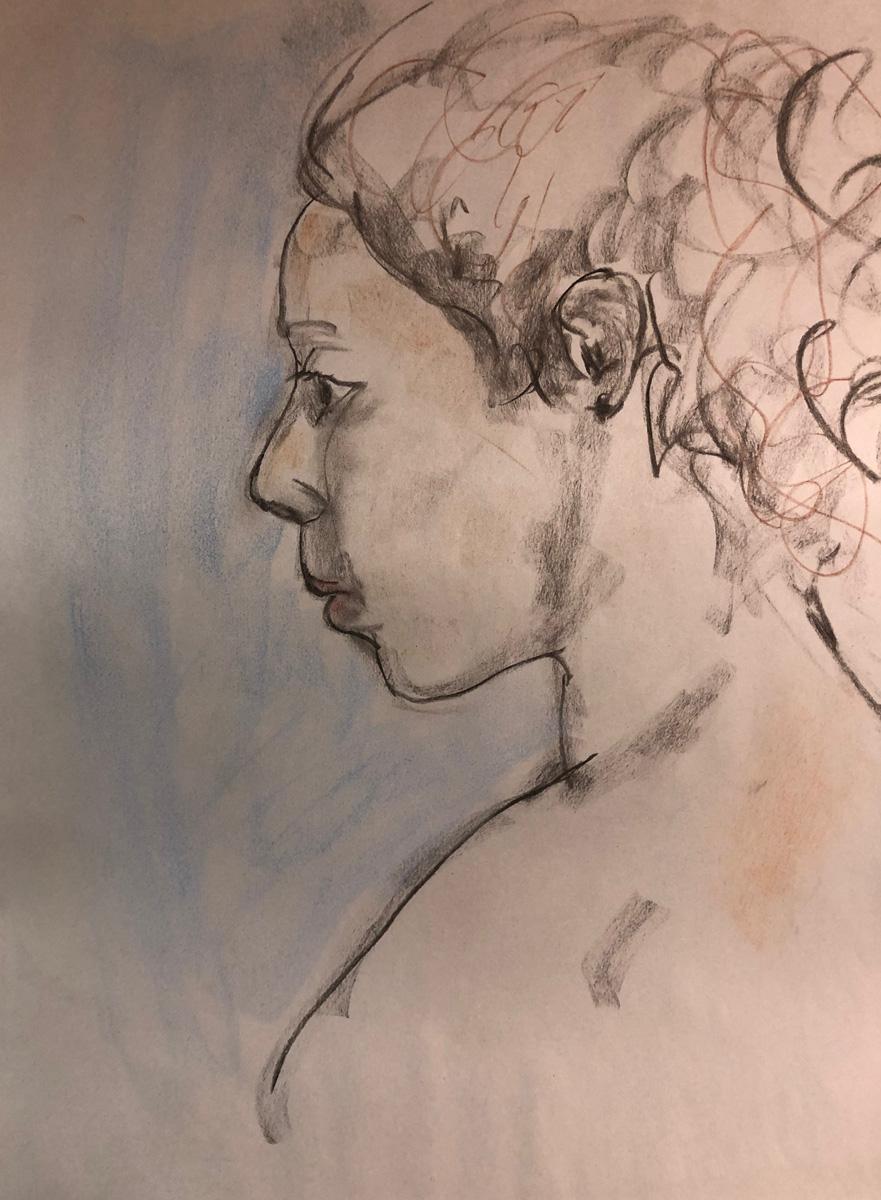 Girl by John Archer