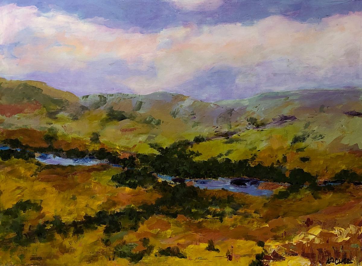 Pipestone Valley by John Archer