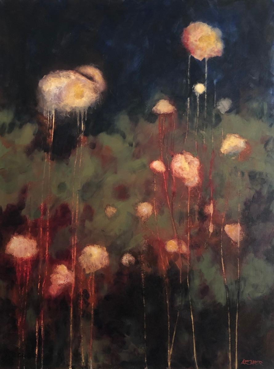 Puff Balls by John Archer