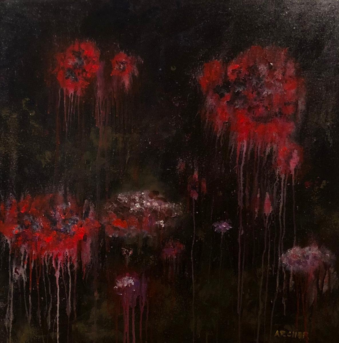 Red Black by John Archer