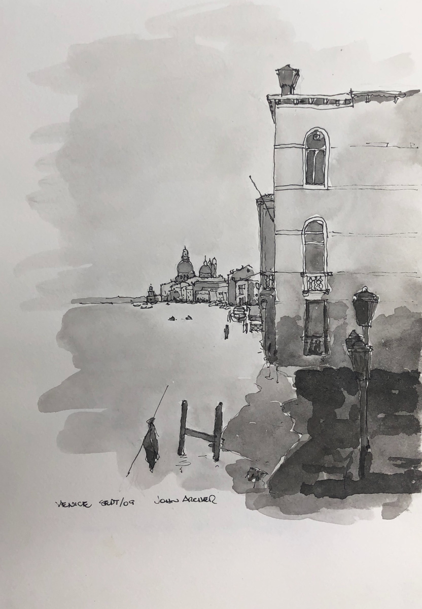 Venice No. 4 by John Archer