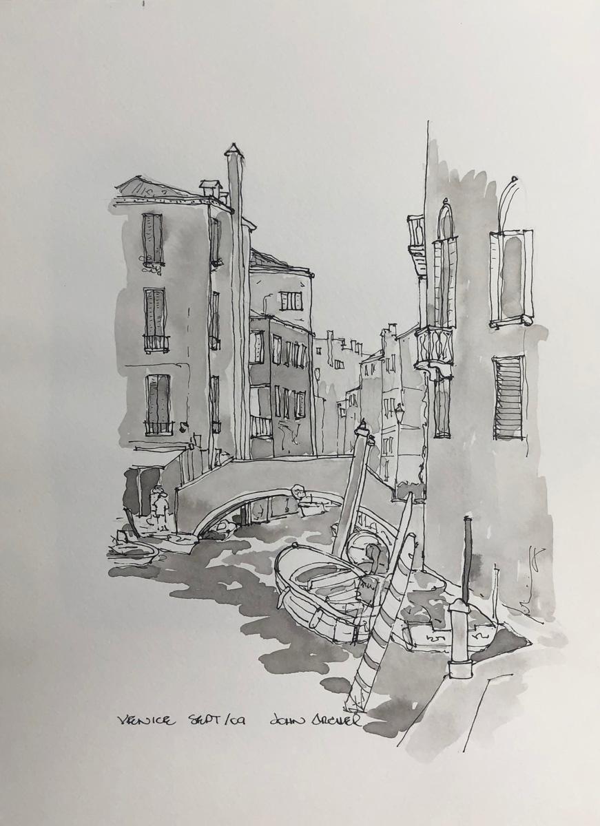 Venice No. 5 by John Archer