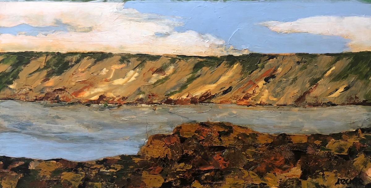 Iceland Study No. 1 by John Archer