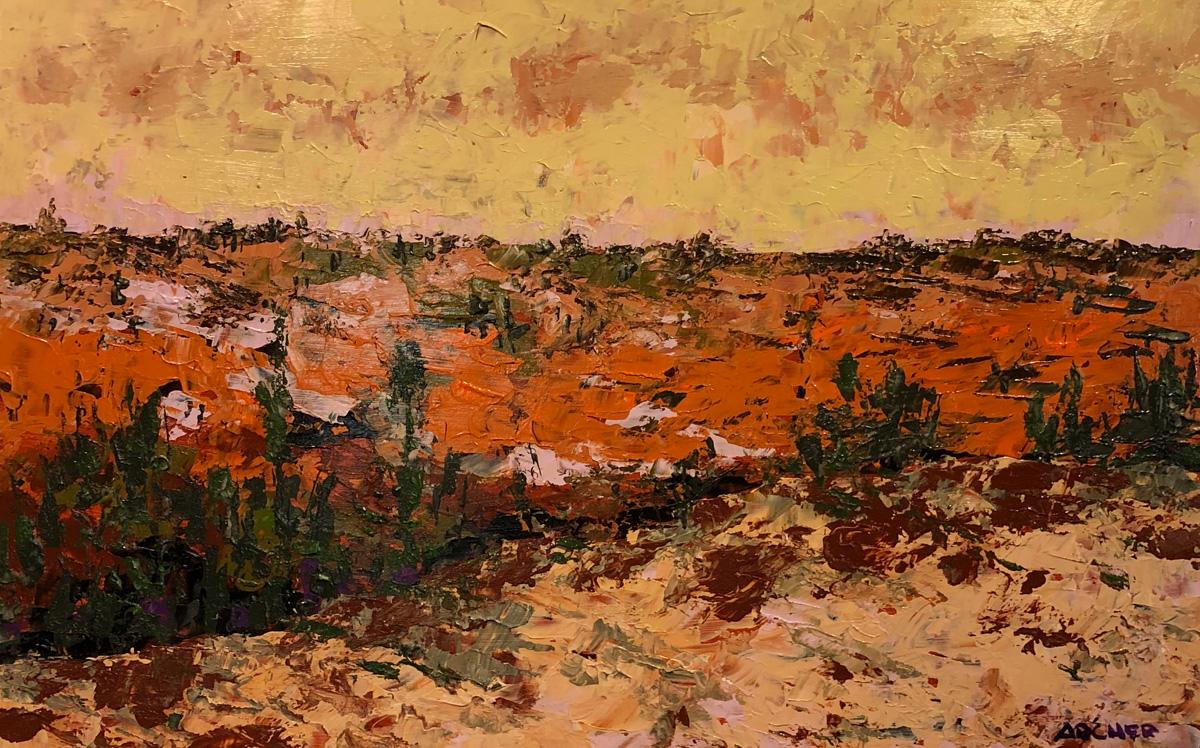 Tundra No. 11 by John Archer