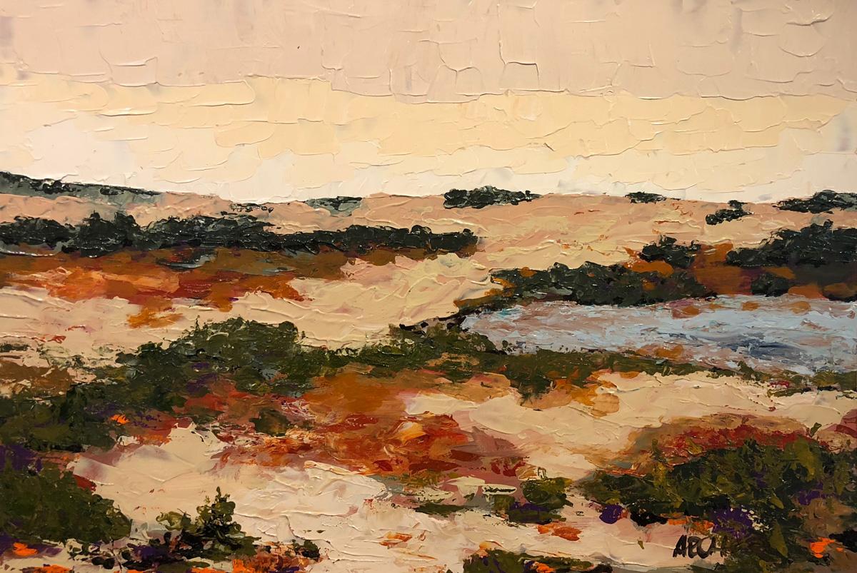 Tundra No. 6 by John Archer