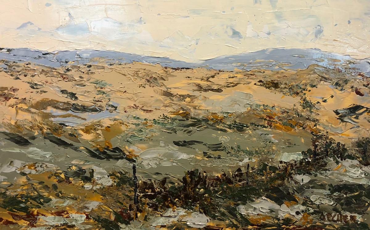 Tundra No. 8 by John Archer
